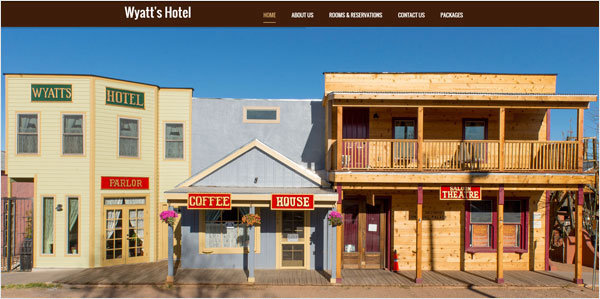 Wyatt's Hotel