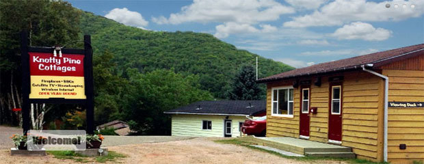 Knotty Pine Cottages