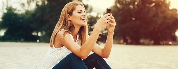 Digital Marketing - Smartphone