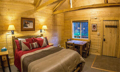 Denali Tri-Valley Cabins