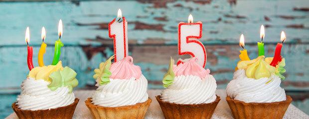 WRP 15th Birthday