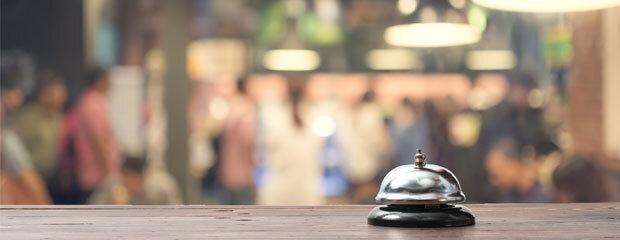 Front Desk Bell