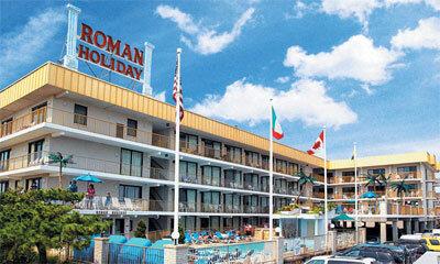 Roman Holiday Resort