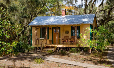 The Lodge at Little St Simons Island