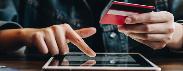 Credit Card Tablet