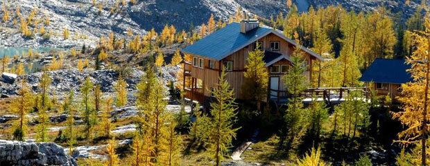 Talus Backcountry Lodge