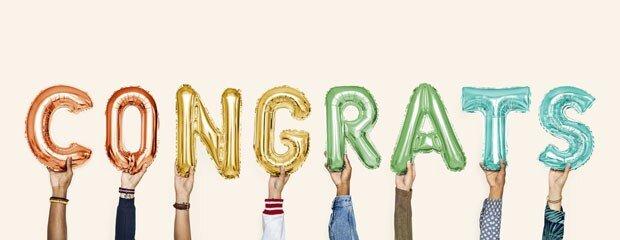 Congrats Conde Nast Winners 2019