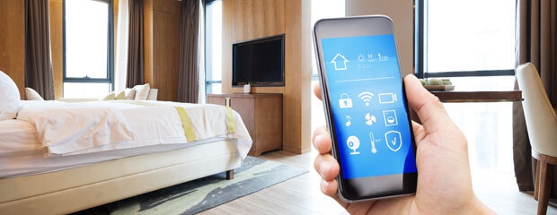 Smart Hotel Room