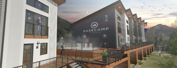 Basecamp Resorts Revelstoke