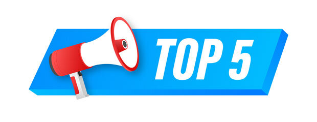Top 5 Blog Posts