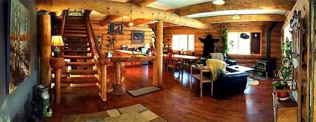 Arctic Divide Lodge