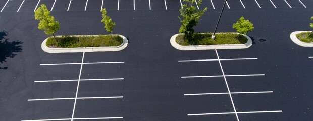 Bookable Parking Stalls