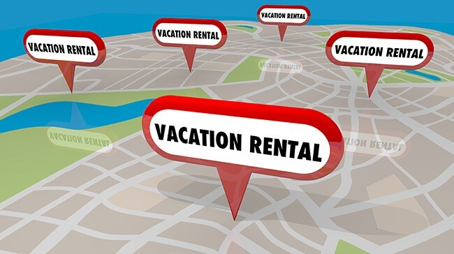 Multiple Vacation Rental Properties