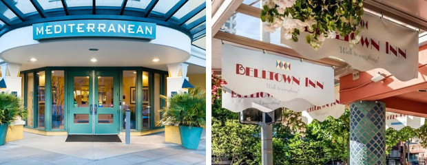 Mediterranean Inn & Belltown Inn